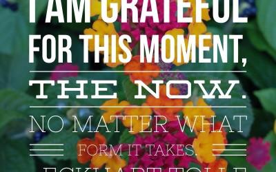 BFP Moment: I Am Grateful