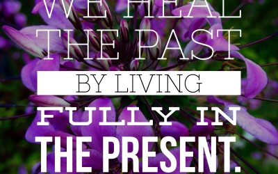 BFP Moment: How To Heal The Past