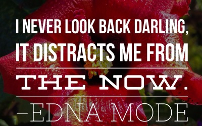BFP Moment: Don't Look Back