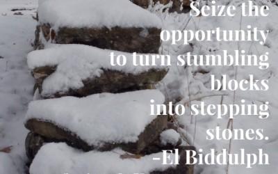 BFP Moment: Turn Stumbling Blocks Into Stepping Stones