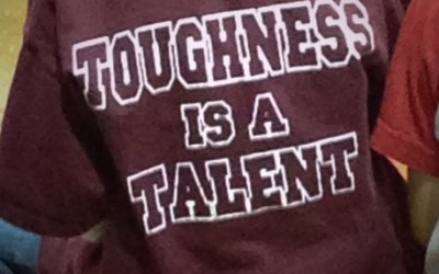 Tuesday Tidbit: Is toughness a leadership talent?