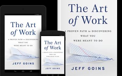 Book Review: The Art Of Work  (#ArtOfWork)