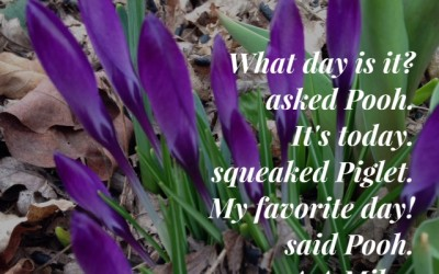 BFP Moment: Today Is My Favorite Day, Too!