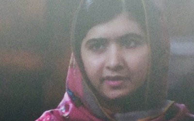 Tuesday Tidbit: Malala On Bravery And Change