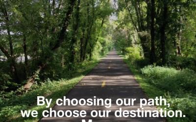 BFP Moment: Your Path, Your Destination