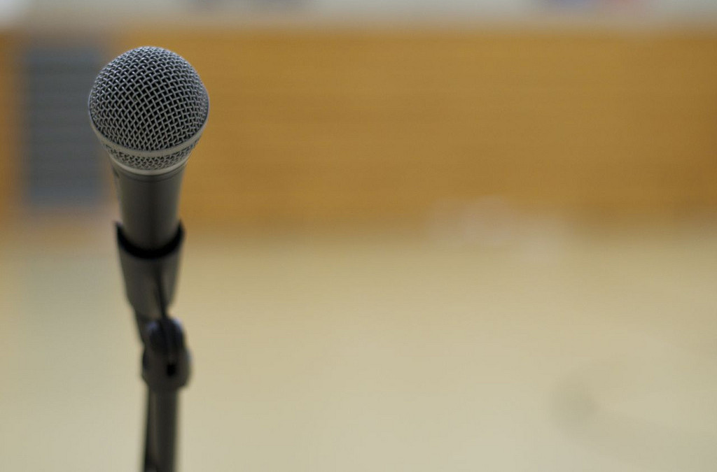 Public Speaking: A Service To Your Audience