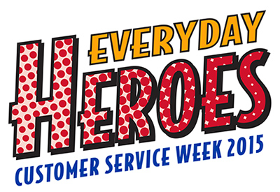 Tuesday Tidbit: Happy Customer Service Week!