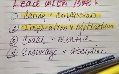 Tuesday Tidbit: Leading with Inspiration & Motivation