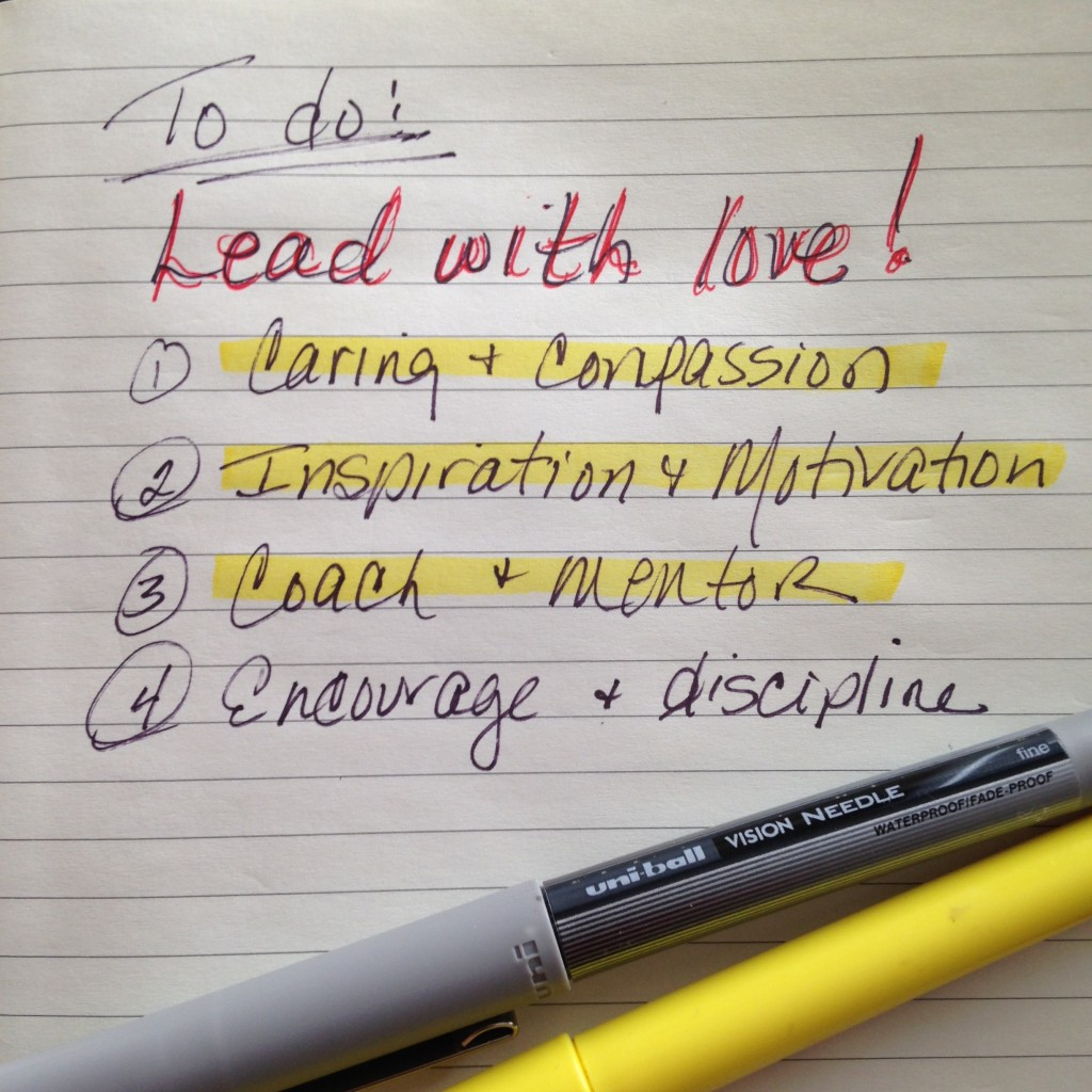 Lead With Love Part Three