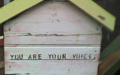 Tuesday Tidbit on Finding Your Voice