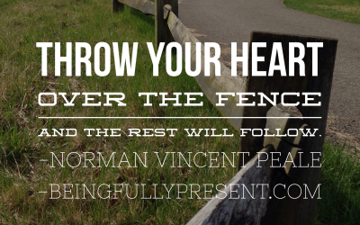 BFP Inspiration Moment on Following Your Heart
