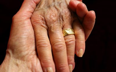Friday Food For Thought: Holding Hands; Holding Hearts