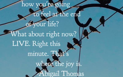 BFP Inspiration Moment on Living Now