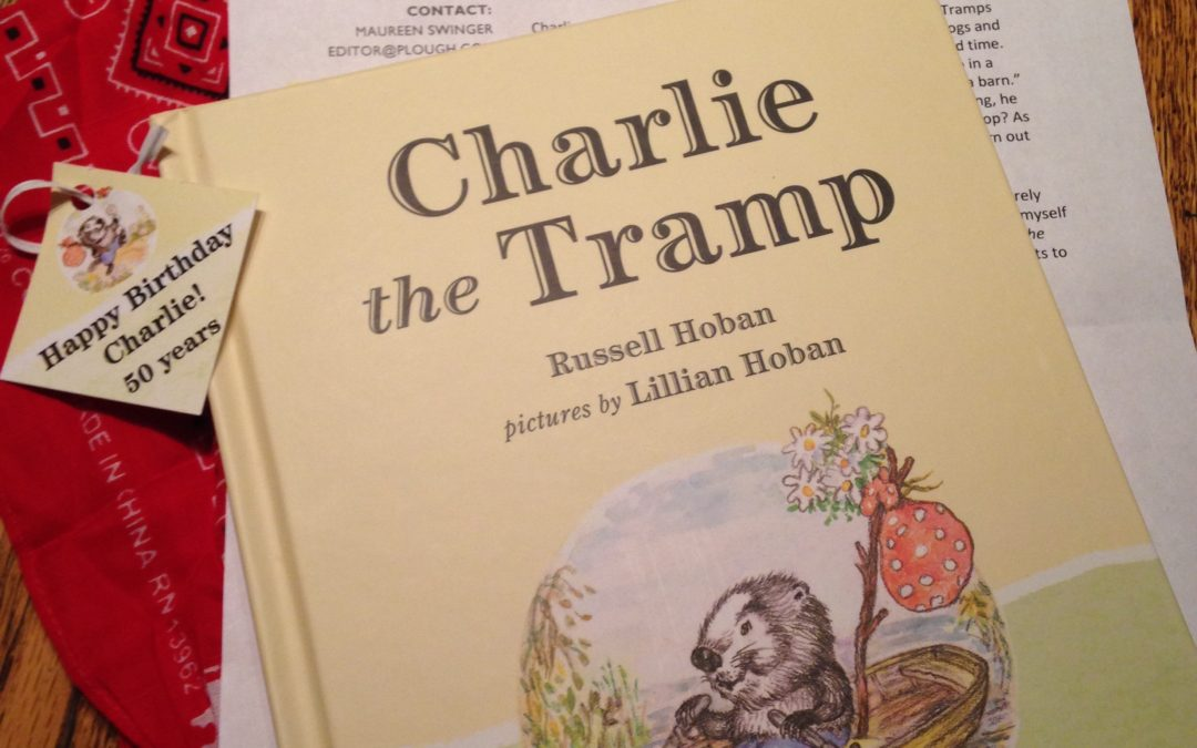 Book Review: Charlie the Tramp