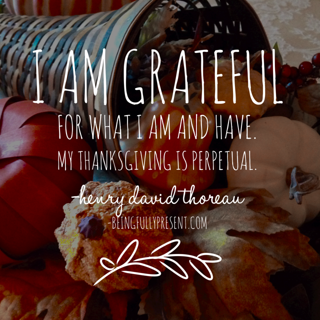 BFP Inspiration Moment on Perpetual Gratitude