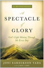 Book Review: A Spectacle of Glory (A Daily Devotional)