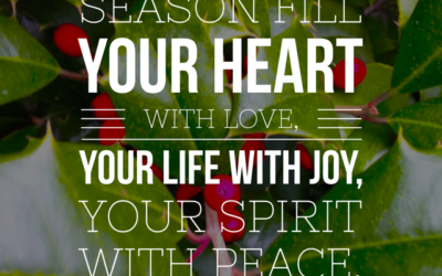 BFP Inspiration Moment on Love. Joy. Peace.