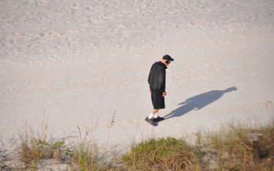 Aging Well – Move Every Day (even if you're not at the beach!)