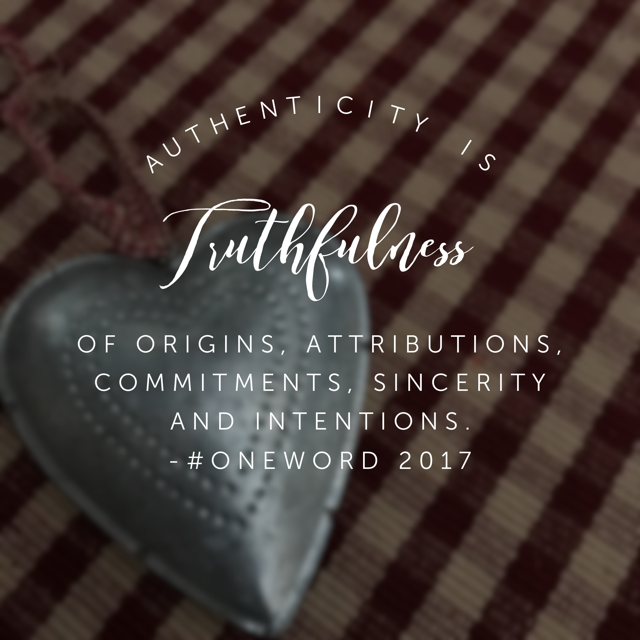 Authenticity Isn't All Rainbows and Butterflies