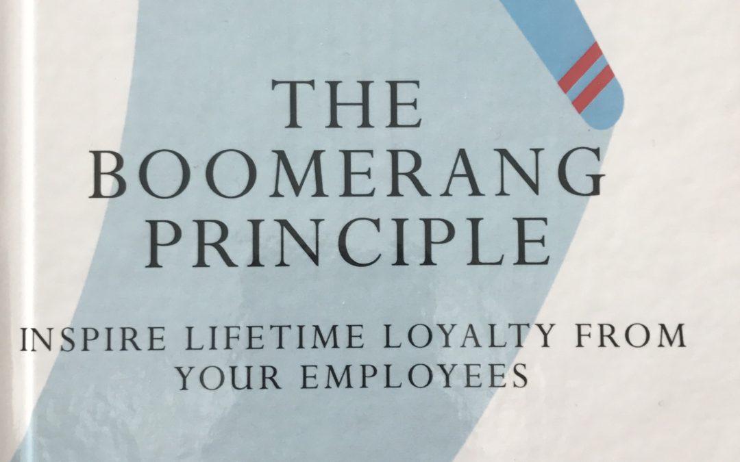 Book Review: The Boomerang Principle