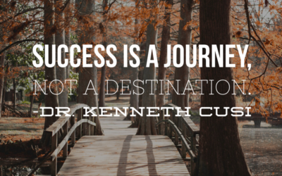 Celebrate The Successes Along Your Journey