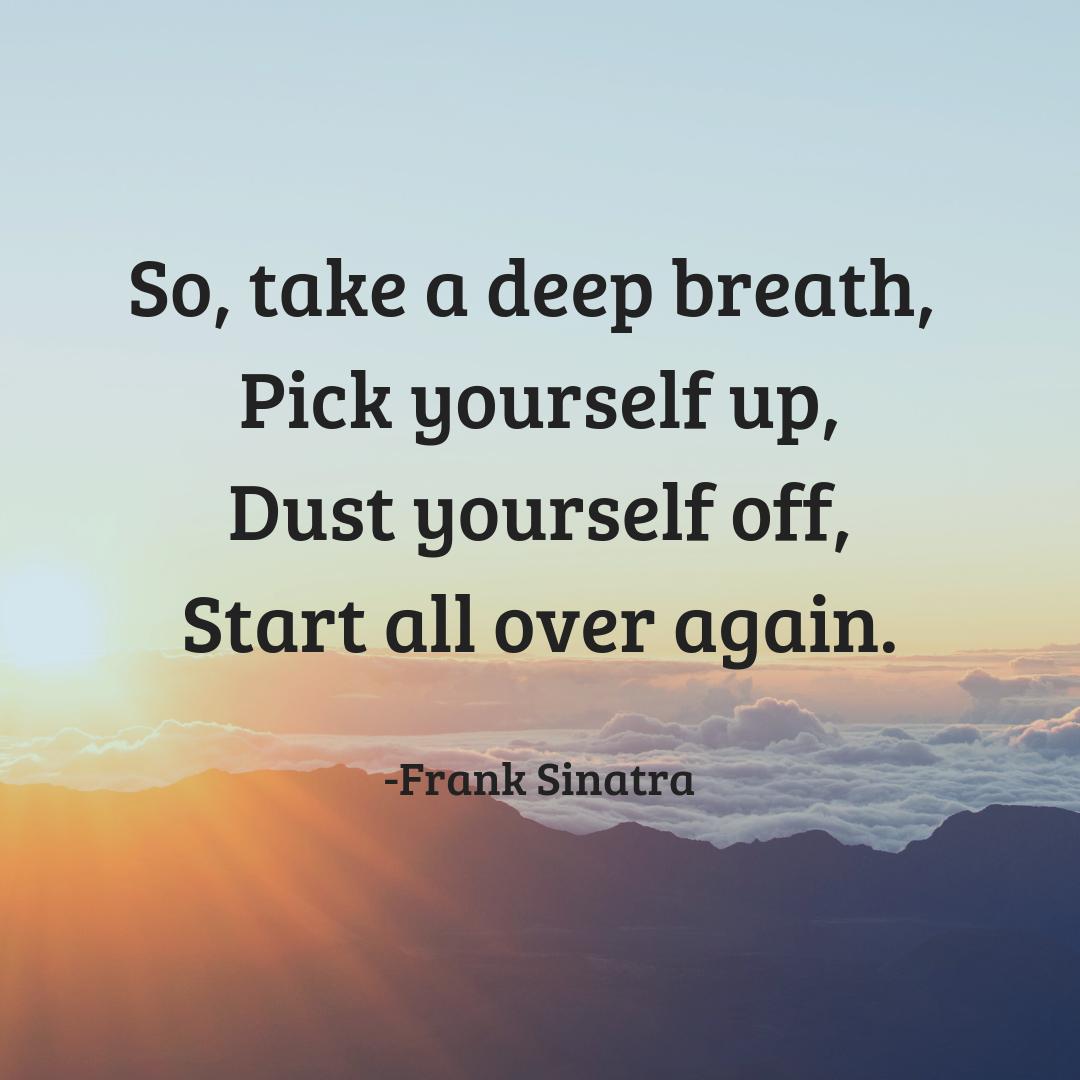 how do you start over